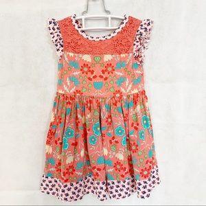 Matilda Jane Fall Floral Dress
